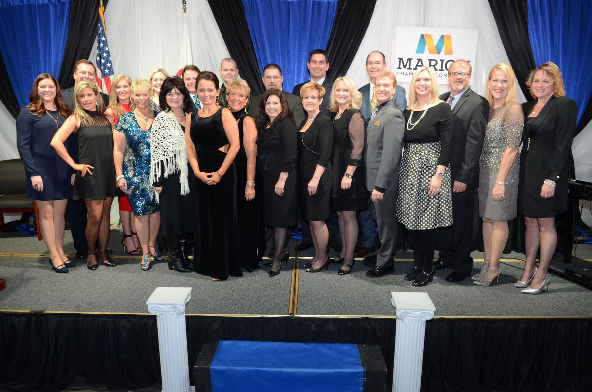 marion business of the year marion chamber award